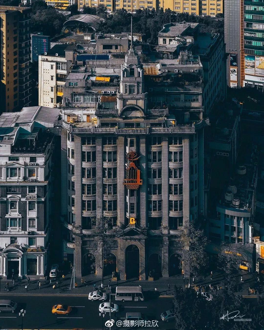 """广东最早""""摩天大楼"""":曾是中国第一高楼,已有101年历史"""