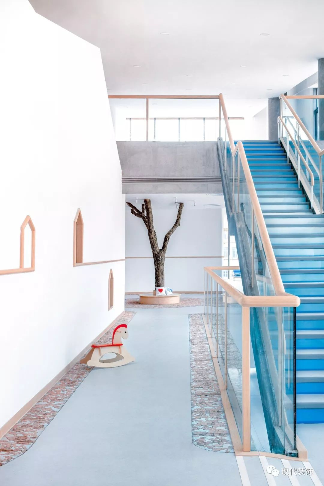 ARKA设计 | 北京亦庄半岛幼儿园