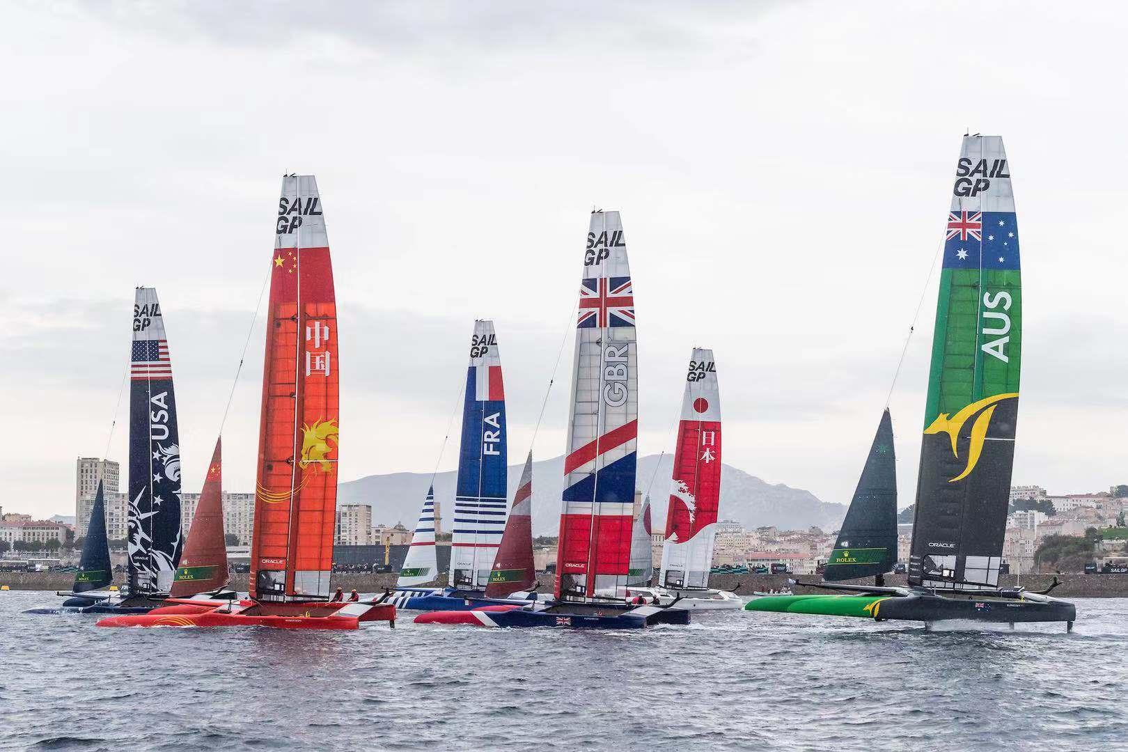 国际帆船大奖赛马赛站次日:中国队获赛季首个群发赛冠军