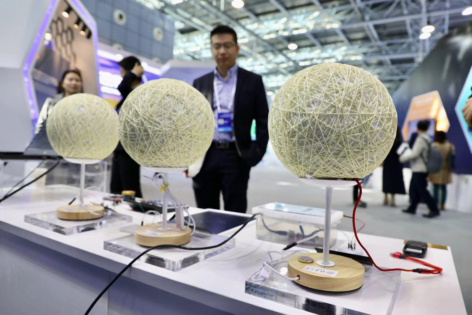 水汽发电、AI设计 167项科技成果