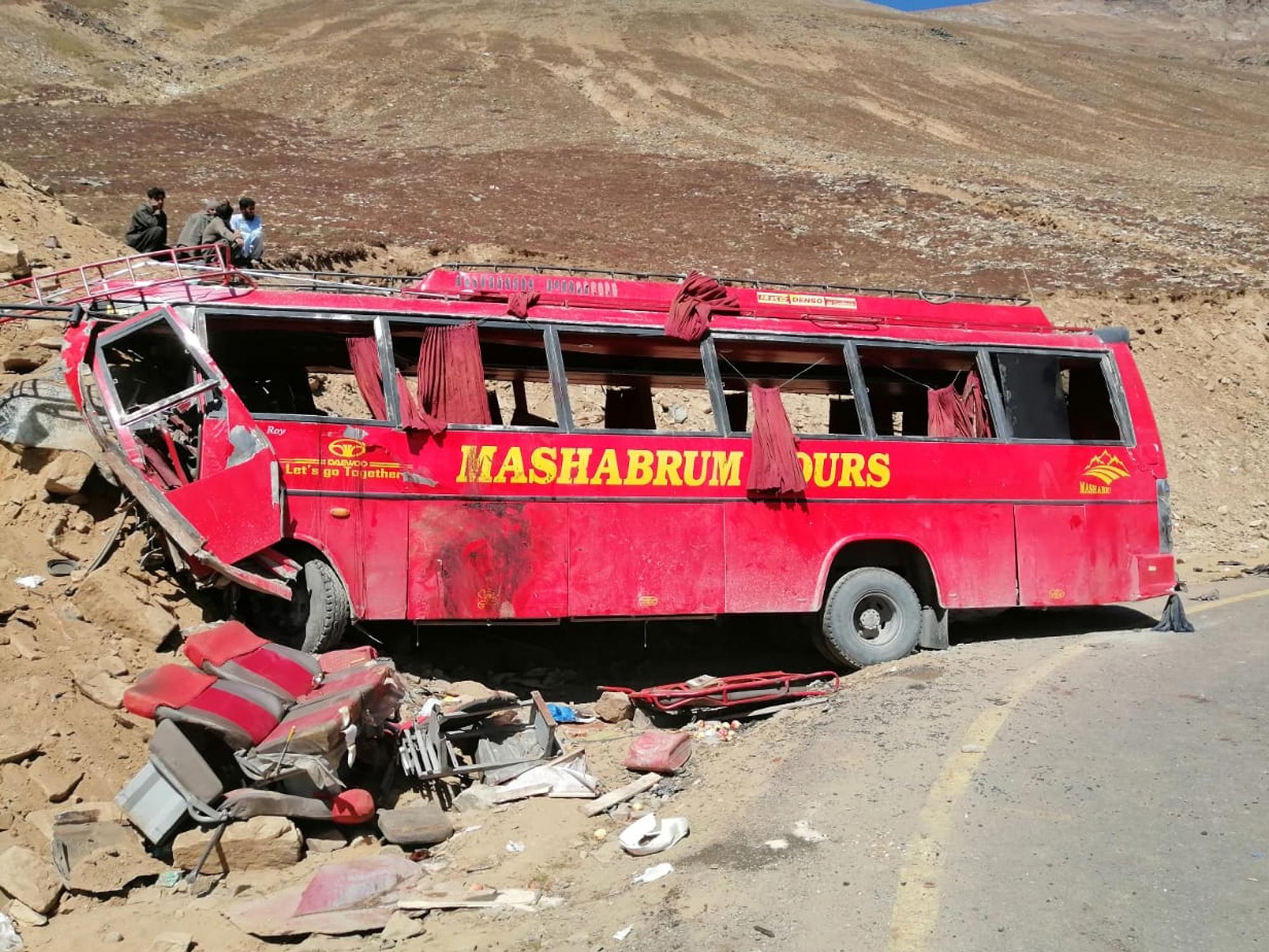 巴基斯坦北部发生严重车祸致26人死亡
