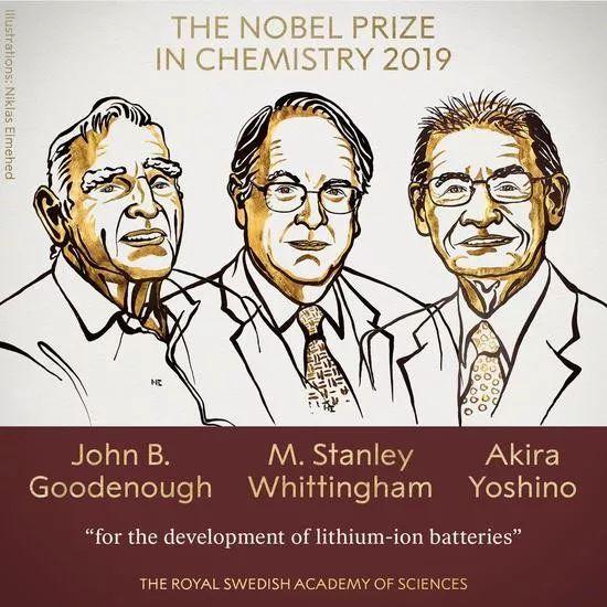 圖片來源:諾貝爾獎官方推特