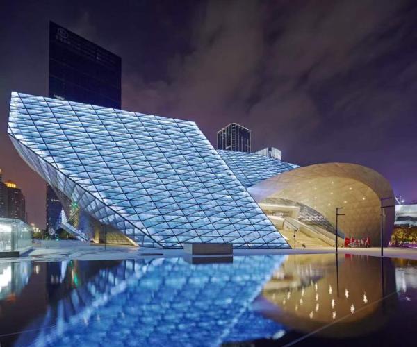 深圳市当代艺术与城市规划馆