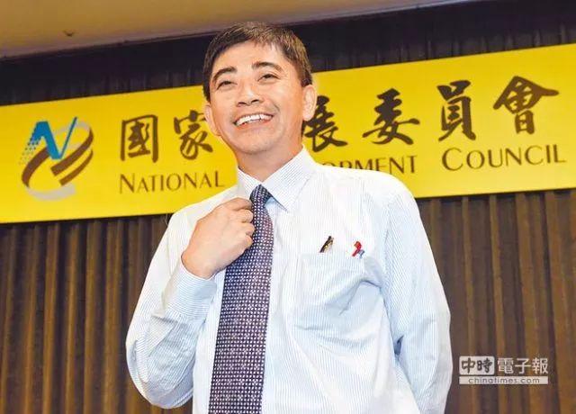 ▲资料图:国发会副主委邱俊荣,图/中时电子报