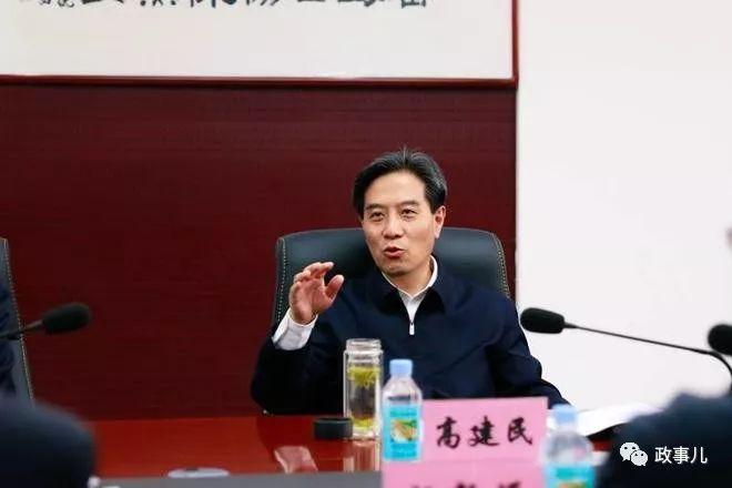 他连续12年任山西省委常委 现在进京任职(图)