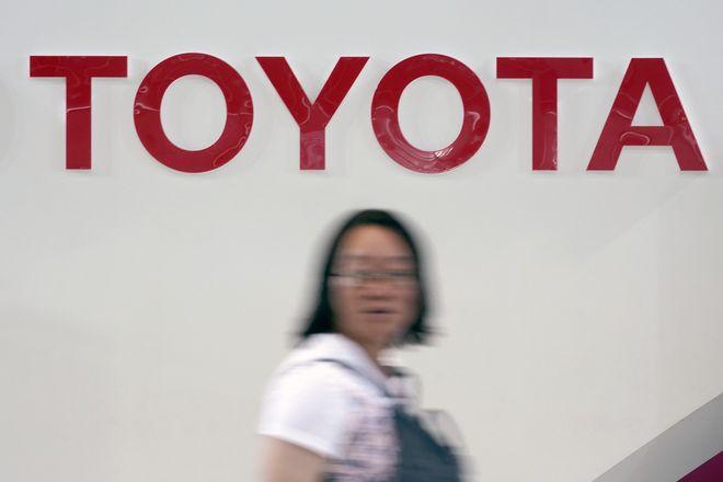 丰田报告称利润增长得益于全球销量