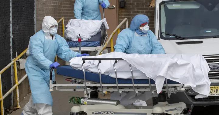 纽约医生致信特朗普提3个紧急请求:我们快撑不住了
