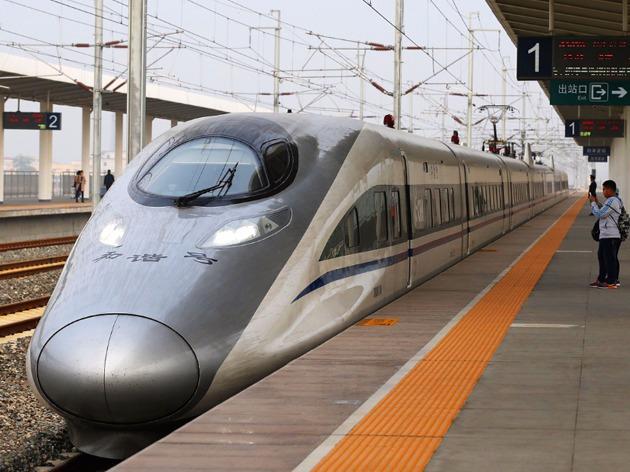 发改委严控城轨车辆产能 利用率低于80%地区不得新增