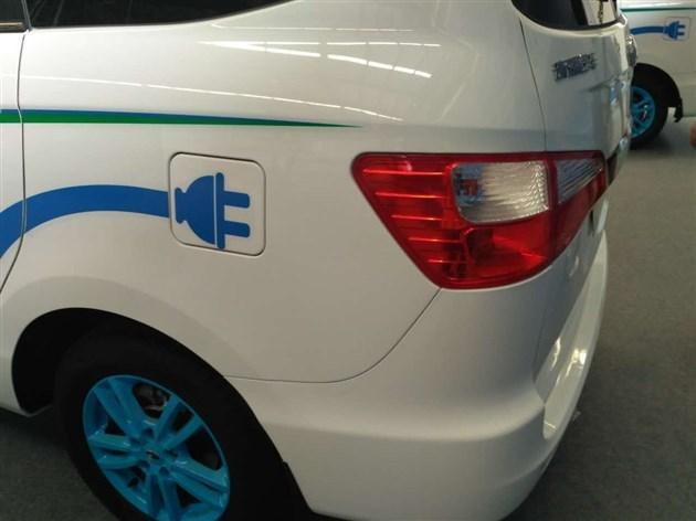 开瑞K50EV正式上市 补贴后售12.98万元/面向公务与商用市场