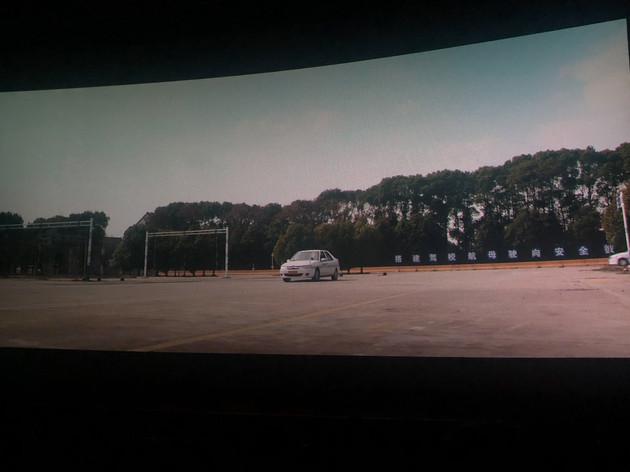 大年初一看《飞驰人生》了吗?主角竟然用这车漂移......
