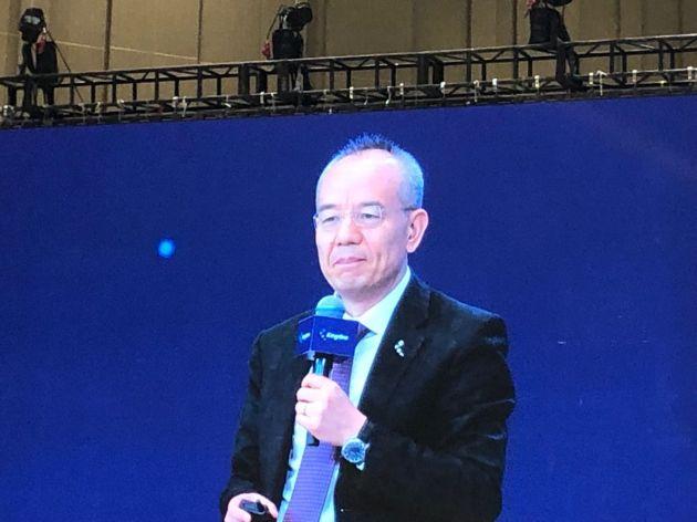 金蝶CEO徐少春:企业数字化转型