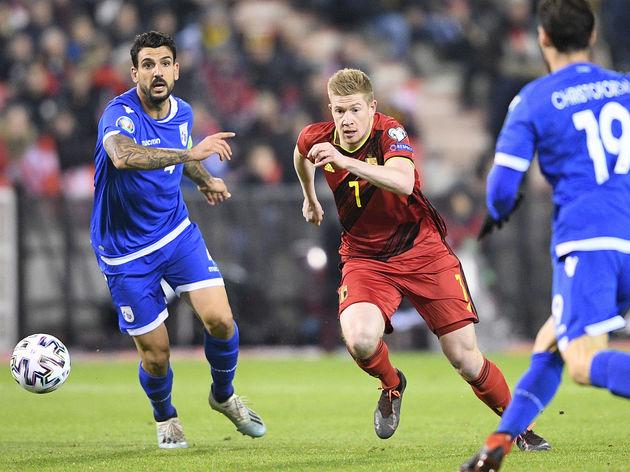 德布劳内表达对欧洲杯的不满 直言足球越来越像门生意