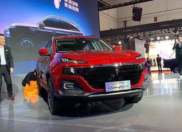 大众轿跑SUV领衔,上海车展多款轿跑SUV亮相,将运动进行到底!