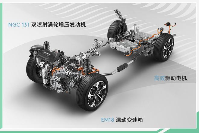 上汽MAXUS插电混动年内上市 纯电续航60km
