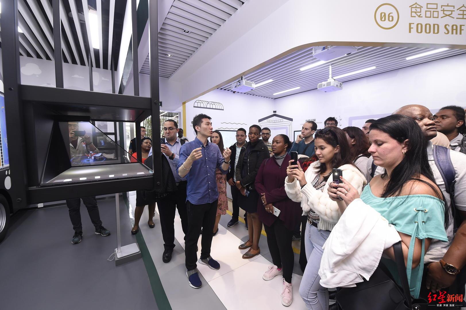 数字经济创新发展试验区刚公布 16个国家政府官员就来成都学新经济