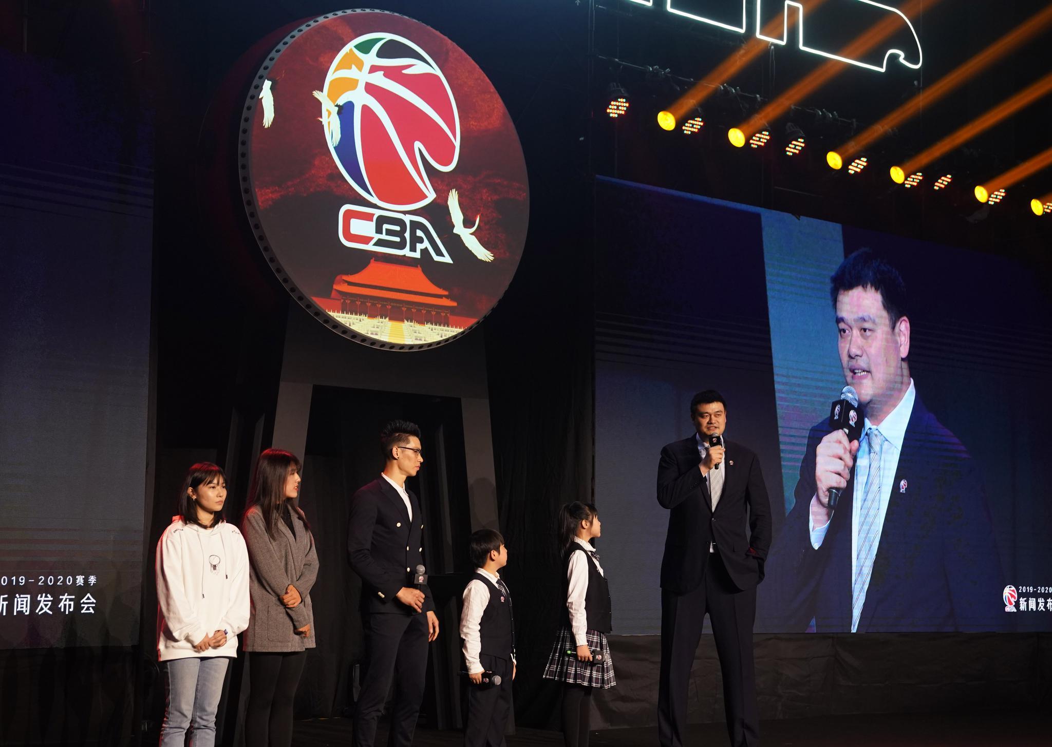 CBA新赛季将调整部分开赛时间 新设官方暂停