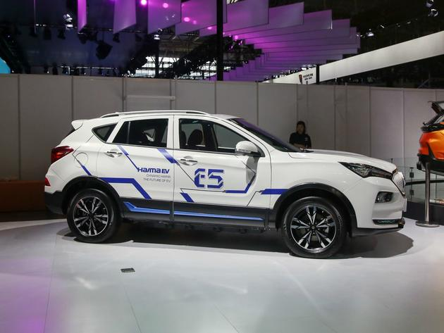 曝海马新车计划 于年内推出3款纯电动车型