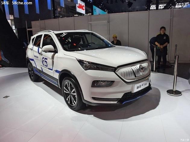 丰富车型 海马于年内推出3款纯电动车型