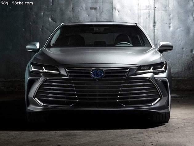 一汽丰田全新Avalon 于11月15日开启预售