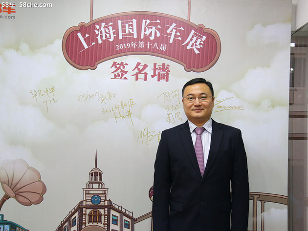 采访东风乘用车新业务发展部部长-陈萌