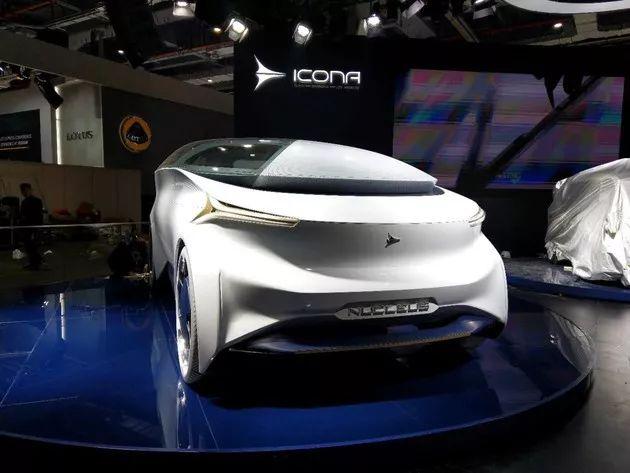 上海车展五款超级概念车引人瞩目