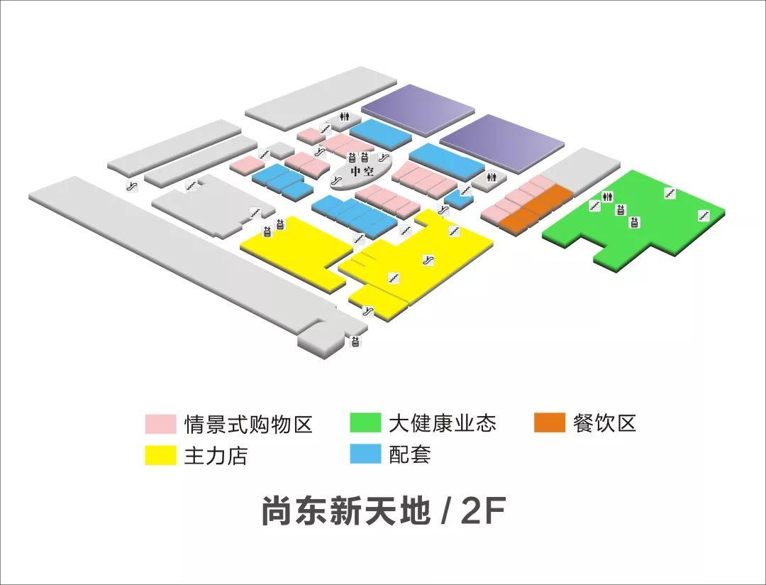 『商业极地』尚东新天地升级启动,盛大招商!
