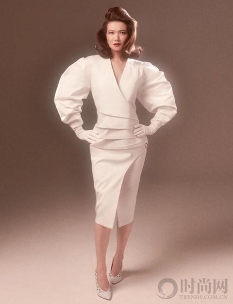 陈娟红,马艳丽,姜培琳 | 中国最黄金一代的超级模特图片