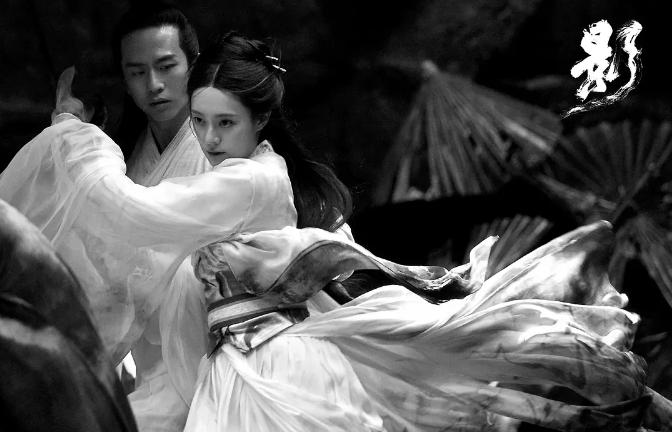 《影》:一场水墨江山里的权谋杀局
