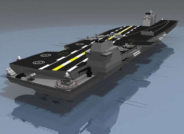 """韩国军舰""""大跃进"""",仅造过""""独岛""""级,如今却要造7万吨航母"""