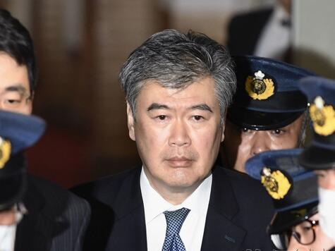 被卷入性骚扰疑云的日本财务省事务次官福田淳一