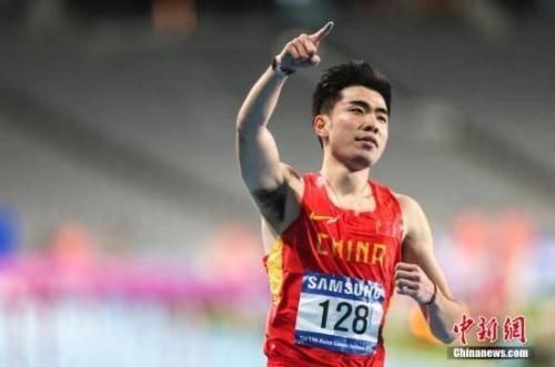 世锦赛第四 谢文骏创世界大赛个人最好名次