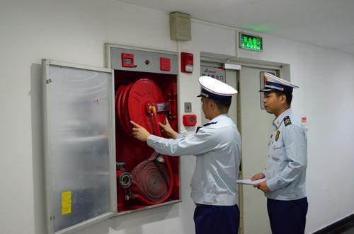 东莞消防集中开展消防产品专项治理,查处45宗不合格产品