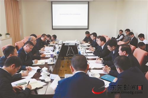 肖亚非率队赴京分别拜访清华大学、中国科学院