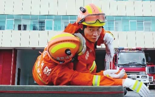 消防演习    备战洪水