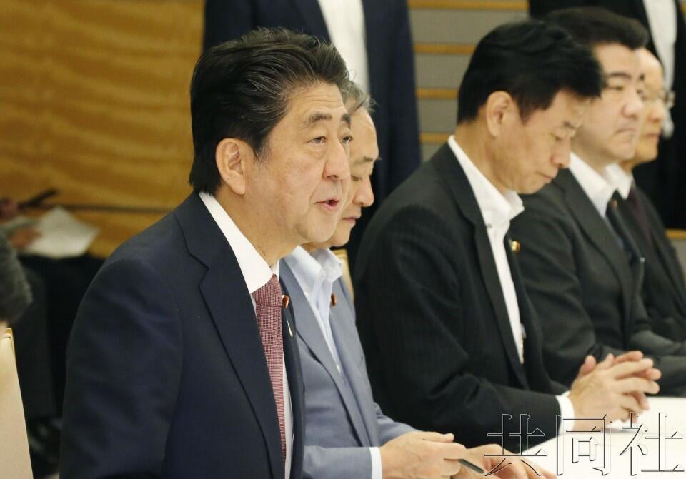 安倍表示取消九州之行优先应对台风灾害