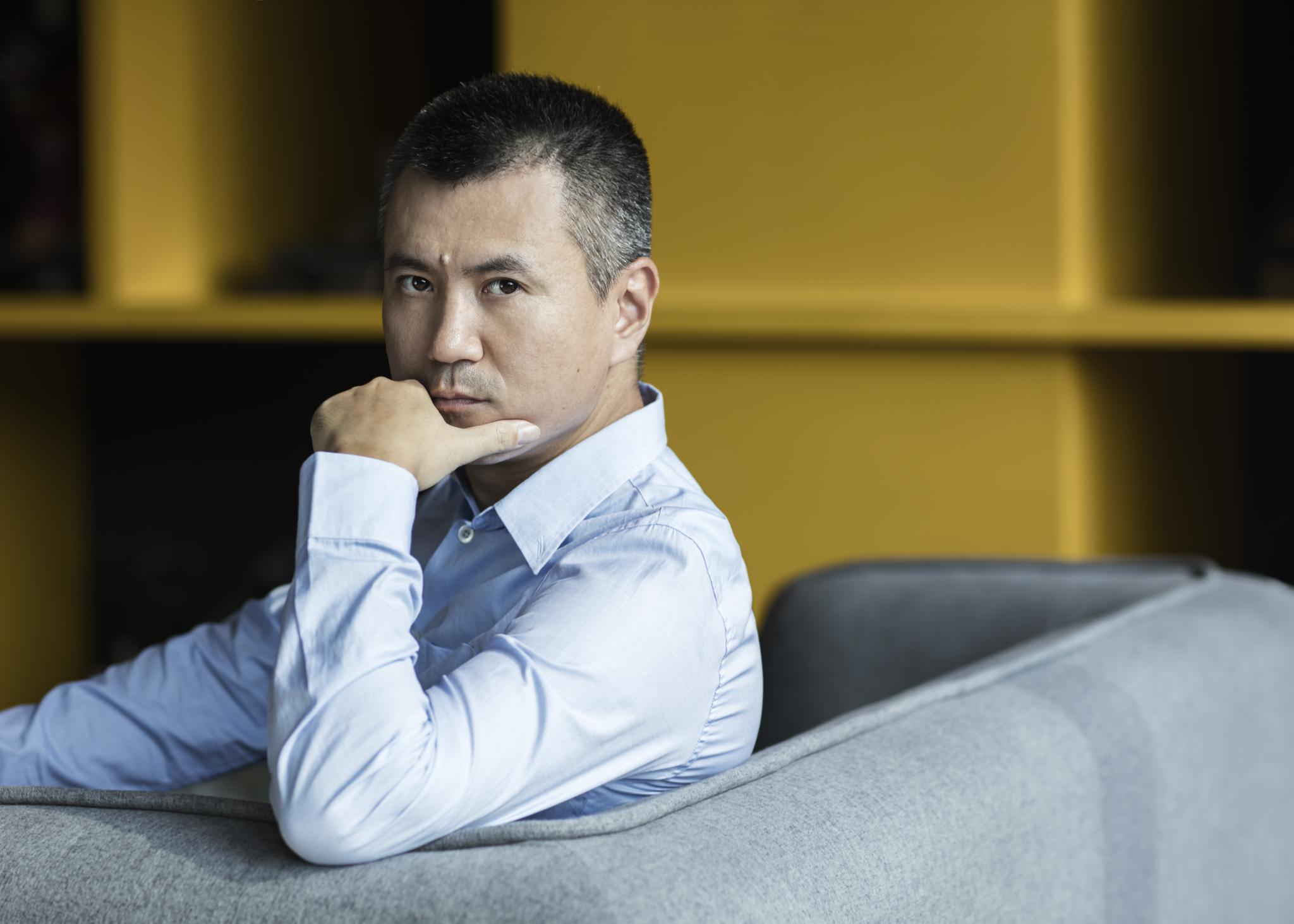 騰訊首席運營官,平臺與內容事業羣(PCG)總裁任宇昕。