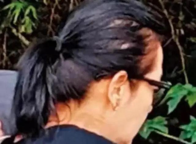 49岁刘若英近照,脱发严重头皮凸显,状态令人担忧
