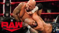 RAW1395:为了证明自己有实力击败布洛克莱斯纳 李科学单挑安德森