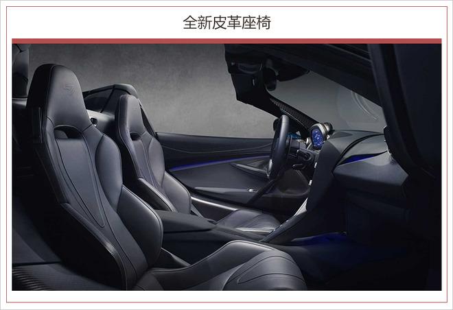 迈凯伦600LT/720S敞篷版正式上市 售319.50万起
