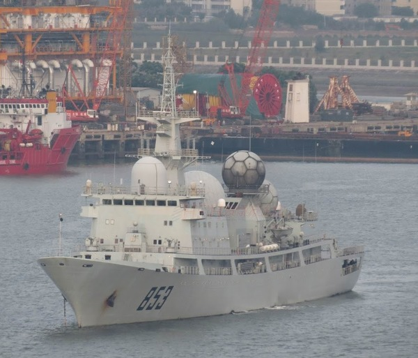 印媒炒作中国电子侦察船曾进入印专属经济区