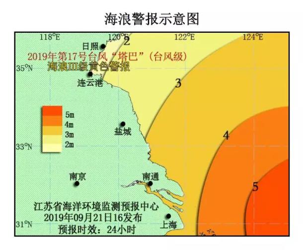 """台风""""塔巴""""持续闹海 海浪橙色警报继续拉响"""