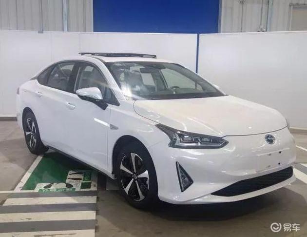 2019成都车展探馆:广汽丰田iA5实车曝光 Aion S姊妹车型