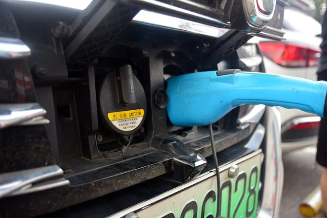 电动车充电太远怎么办? 公牛延长线插座拯救你