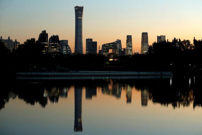 瑞士信贷报告:中国富裕人口已首