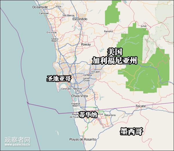 (地区地图)