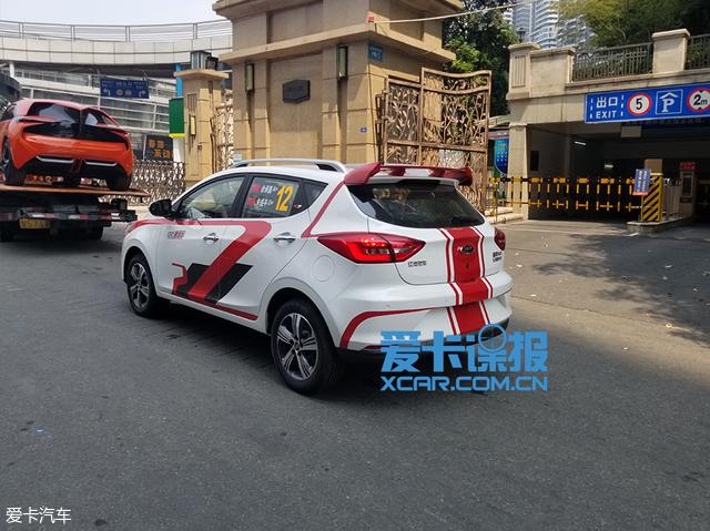 成都车展探馆:江淮瑞风S2 CRC赛道版