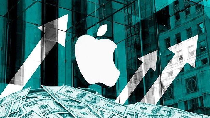 苹果市值突破万亿美元,是里程碑但不是成功的标志图片