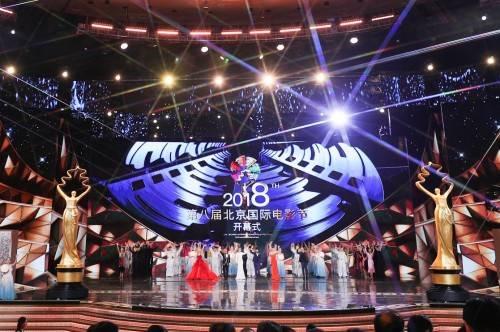 第八届北京国际电影节开幕,泰和传播助力中国电影事业发展