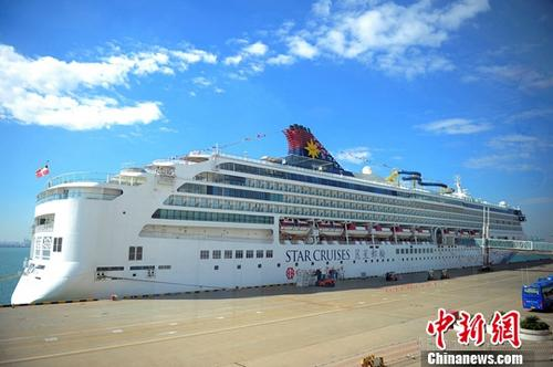 中国邮轮市场将有广阔发展空间