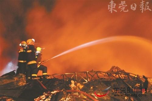 从橄榄绿到火焰蓝!东莞消防:红门荣耀,时代风采